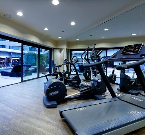 Hotel with Gym Barcelona
