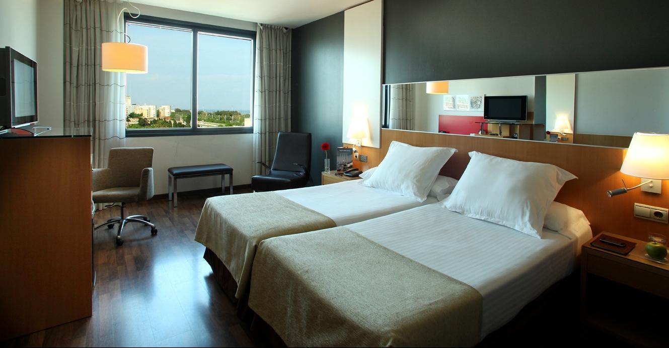 Hotel SB Icaria   Habitación Triple