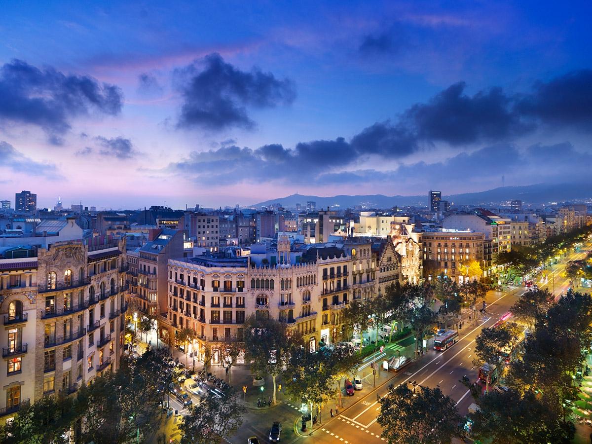 Hotel Icaria Barcelona shopping Barcelona